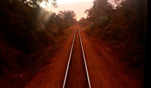 Le train de la péninsule malaise